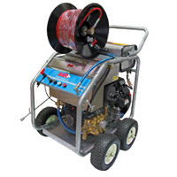 BE Pressure Cleaners Range