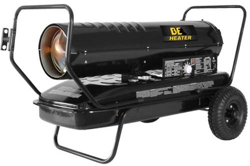 Forced Air Heater Wheels