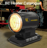 BE Heater Catalogue