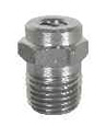 Fan Nozzles Stainless Insert