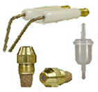 Fuel Nozzles & Ignition Electrodes