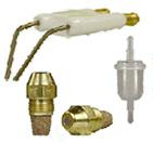 Fuel Nozzles & Ignition Electrodes