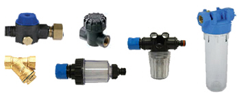 Water Filters & Strainers