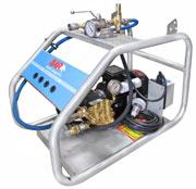Hydrostatic Pipe Tester