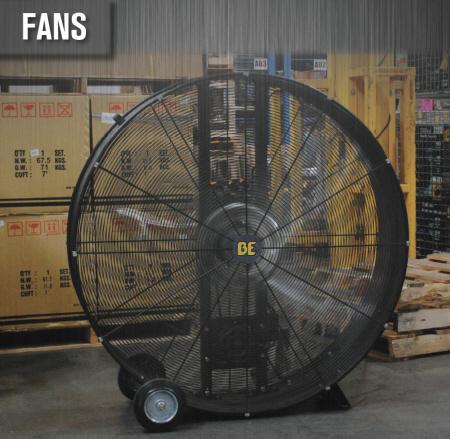 BE Fan Catalogue
