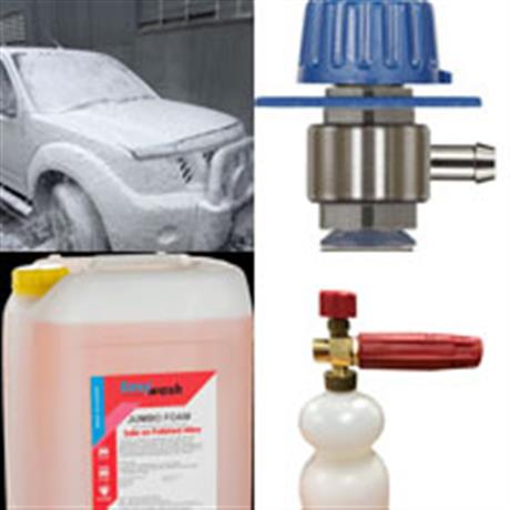 Foaming Chemicals and Equipment