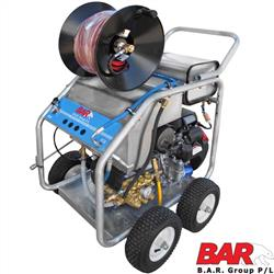 Water Jetter Drain Cleaner - Honda