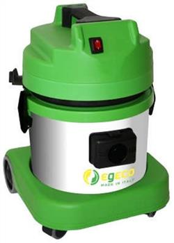 Vacuum, Fixed 21L Wet/Dry, S/S, 240V