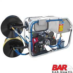 Water Jetter Drain Cleaner - Vanguard