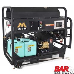 Hot Diesel Pressure Cleaner