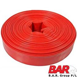 Lay-Flat Discharge Hose - Heavy Duty