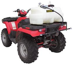 ATV Skid Mount Sprayer - 2 Nozzle
