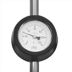 Thermometer for Hydrodigging Lances