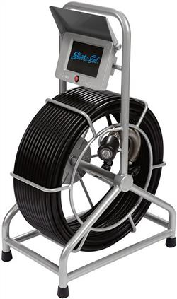 "Ace 1 Jetter Camera with 1/2"" rod"