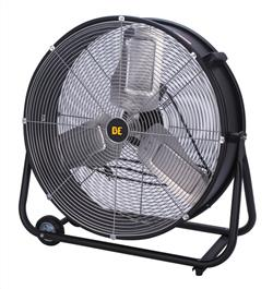 "Drum Fan, 24"" Portable"