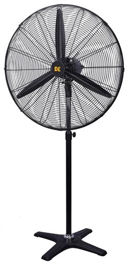 "Pedestal Fan, 30"" Oscillating"