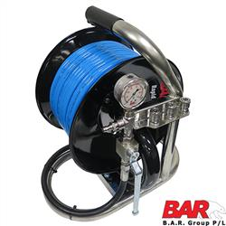 Water Jetter Auxillary Mini Reel & Hose