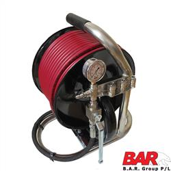 BAR Mini Reel c/w Hose