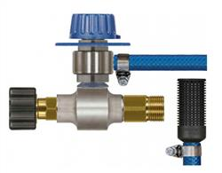 ST160 with Metering Valve & M22 Screw Couplings