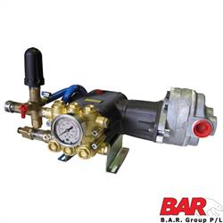 Hydraulic Pressure Cleaner