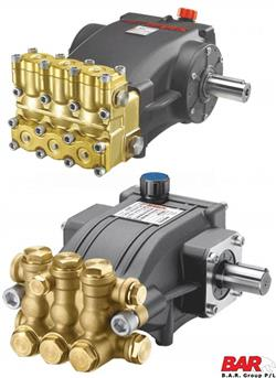 HAWK HHP/NHD Series Pumps