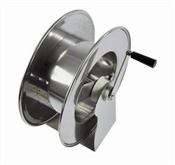 Hose Reel - Stainless