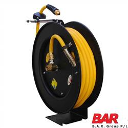 Retractable Air Hose & Reel