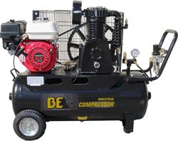 Compressor 6.5hp honda BLACK