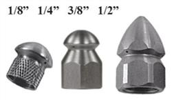 Nozzles - By Size