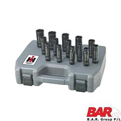 "Deep Impact Socket Set - 1/2"" Metric"