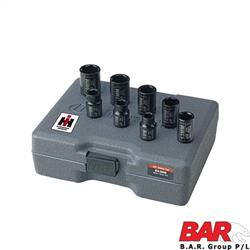 "Deep Impact Socket Set - 3/8"" Metric"