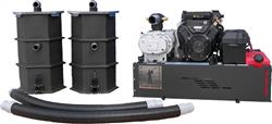 Wastewater & Flood Recovery Vacuum System