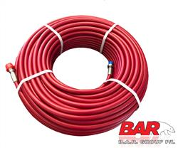 BARflex Red USA Jetter Hose