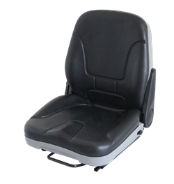 Adjustable Tractor Seat - Black/Grey