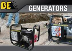 BE Generators Catalogue