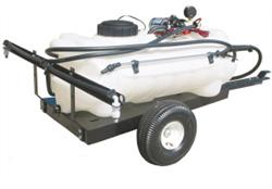 ATV Trailer Mounted Spot Sprayer