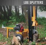 BE Log Splitter Catalogue